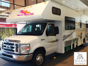 Warrior Moms Walk RV - QUAD Foundation